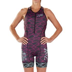 Zoot LTD Tri Racesuit Dames, aloha